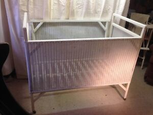 Vintage large wicker cot Canberra City North Canberra Preview