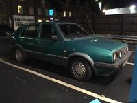 Vw Golf MK2 1.8 OPEN TO OFFERS