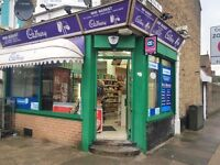 Convenience Store in East Ham/London for Sale