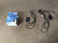 PlayStation TV with box and cables