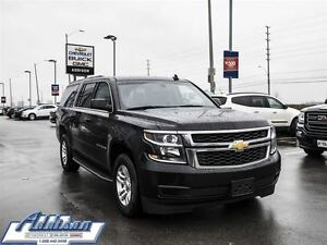 2016 Chevrolet Suburban 8 passenger leather seating
