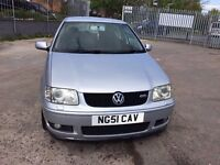 Vw Polo 1.6 GTI Rare Top Spec Soon to Be Classic