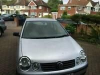 VW POLO 1.9 SDI 2004