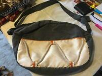 Baby nappy bag v,good condition £4, used for sale  Leicester, Leicestershire