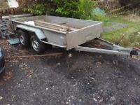 Lynton 10x5. Trailer (like ifor Williams)