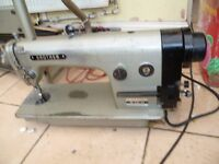 BROTHER Industrial lockstitch sewing machine with automatic thread cutting mechanism