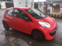 Citreon C1 Vibe 2006 £20 a year road tax