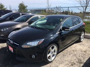 2012 Ford Focus TITANIUM! 2.0L NEW ARRIVAL!, CONTACT US NOW!