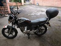 Yamaha YBR 125 great condition and fully working