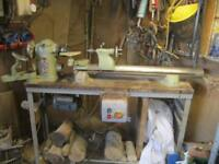 myford m18 wood lathe