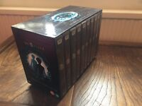 The X files complete box set 1-9 + movie