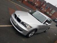 2010 BMW 1 SERIES - 12 MONTH MOT
