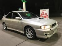 2000 Subaru Impreza Turbo AWD UK2000