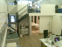 Cool creative studio space (industrial chic!) in Waterloo / Lambeth North – in the Railway Arches