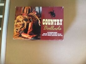 20CD COUNTRY BALLADS