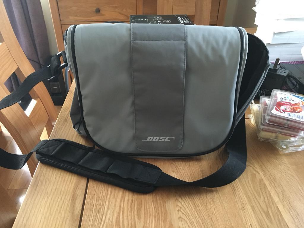 Bose shoulder bag