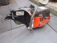 Husqvarna/Partner K750 cut off/disc cutter saw.