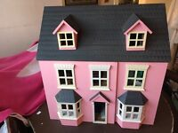 Dolls House with Accessories