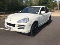 Porsche CAYENNE 3.0TDI V6 Tiptronic S 4X4 SAT NAV PHONE PCM FULL BODYKIT--DRIVES LOVELY