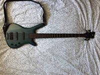 Warwick Corvette Standard (German) 2007 bass guitar