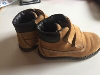 Timberland boots infant size 7