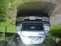 2004 f150 xlt 4x4 trade 4 a 4 wheler or sell 2500 weedend specia