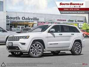 2017 Jeep Grand Cherokee Overland | BLIND-SPOT DETECTION | VENTE