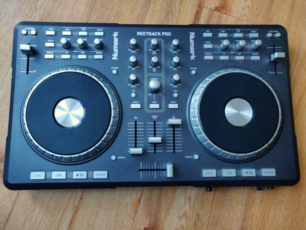 Numark Mixtrack Pro USB DJ Controller for Serato, Traktor, Virtual DJ,  Mixxx etc  | in South Croydon, London | Gumtree