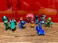 11x PJ masks toys