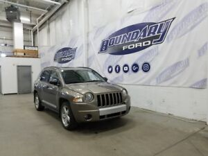 2007 Jeep Compass Limited W/ 4WD, 2.4L Engine, Automatic