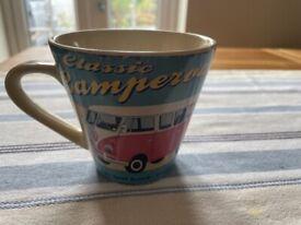 VW Camper Campervan Ceramic Mug - BRAND NEW