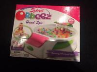 Orbeez hand spa brand new with seal RRP £30