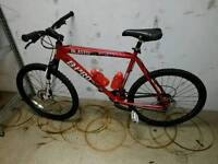 "Mountain Bike B-Pro Blaster Aluminium 21"" Frame 26""Wheel"
