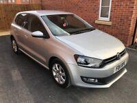 2011 Volkswagen Polo 1.4 Match, 43k Miles, DSG Automatic, *** 1 Year VW Warranty ***