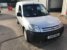 Citroen berlingo 2.0 hdi, Silver, Great little van, Bargain!
