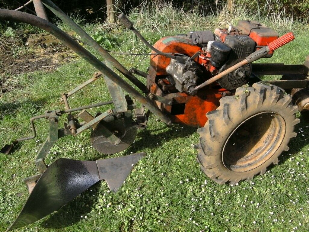 Mayfield Garden Tractor Plough Rotavator In Chippenham Wiltshire Gumtree