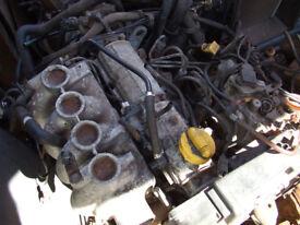 Renault Trafic Vauxhall Arena Low mileage 65K Diesel engine gearbox all parts camper van motorhome