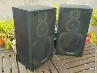 Pair Kenwood S-51 speakers