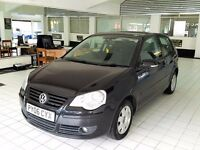VOLKSWAGEN POLO 1422cc - MOT, fuel efficient, low tax!