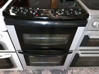 60CM WIDE COOKER FAN OVEN £200