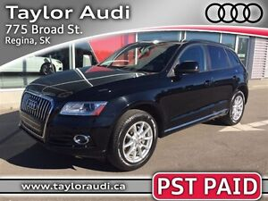 2014 Audi Q5 2.0 Komfort, PST PAID, NO ACCIDENTS