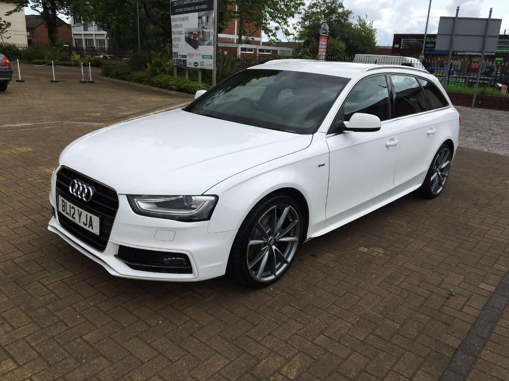audi a4 s line avant estate 2012 rs4 alloys in worsley manchester gumtree. Black Bedroom Furniture Sets. Home Design Ideas