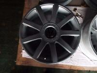 "18"" vw/audi new painted alloys"