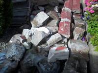 concrete landfill