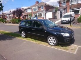 2005 Ford Focus Estate TDCi Sport 1.6 Good condition