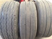 dump trailer tyres for sale
