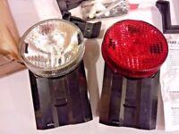 NIGHT RIDER LIGHTS FRONT Chopper/Grifter era