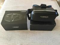 VR Shinecon Device almost new hardly used