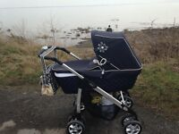Silver cross pushchair from infant plus