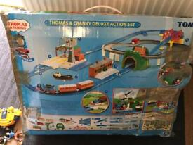 Thomas the tank engine track n train